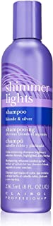 Clairol Shimmer Lights Original Shampoo Blonde and Silver 8 oz.