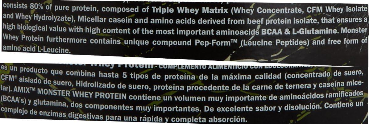 Amix Proteínas - 2200 gr_8594159536630: Amazon.es: Salud y ...