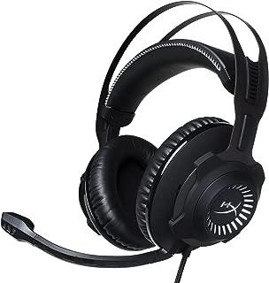 Hyperx Cloud Revolver Gaming Headset, Black, Hx-Hscrs-Gm/Ee