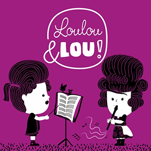 Joyeux Anniversaire De Chansons Pour Enfants Loulou Et Lou Sur