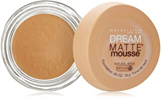 Maybelline Dream Matte Mousse Foundation – Natural Beige (Medium 2.5)