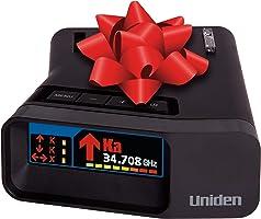 Uniden R7 EXTREME LONG RANGE Laser/Radar Detector, Built-in GPS w/ Real-Time Alerts, Dual-Antennas Front & Rear...