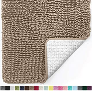 Best rubber backed carpet for bathroom Reviews