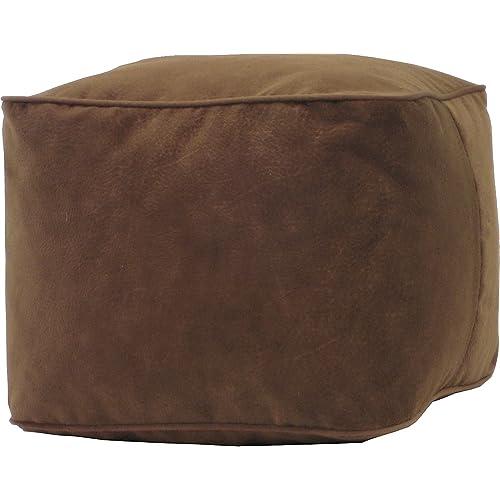 Bean Bag Ottomans Amazon Com