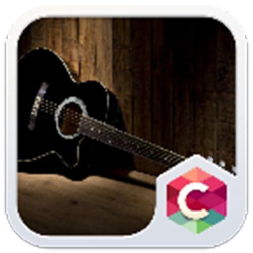 Guitar C Launcher Theme