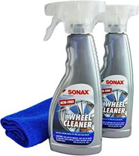 Sonax (230200-755 Wheel Cleaner Full Effect - 16.9 fl. oz. - 2 Pack