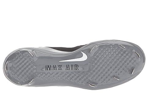 Elite Wolf Huarache Nike Alpha negro gris frío gris blanco vxpPP7w