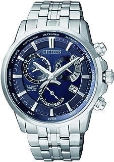 سيتيزن ساعة رسمية للرجال انالوج بعقارب ستانلس ستيل - BL8140-80L