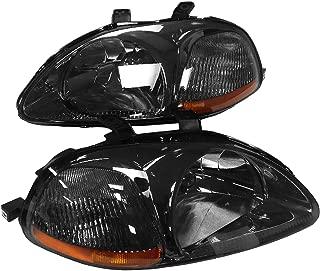 1996 honda civic hatchback headlights