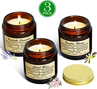 YIHAN Aromatherapy Scented Candle - Relax Candle (Scented Candle, 3.5oz)