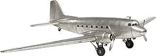Authentic Models Douglas Dakota DC 3 Aluminum Airplane Fully Built Model
