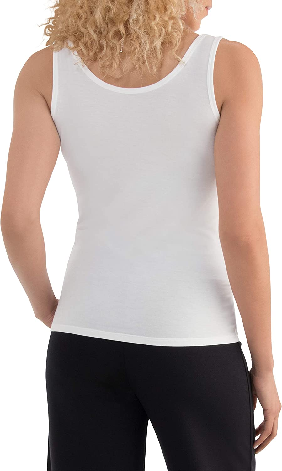 Seek No Further by Fruit of the Loom Women's V-Neck Tank Top