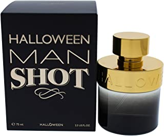 Halloween Man Shot by J. Del Pozo for Men - 2.5 oz EDT Spray