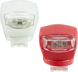 LitezAll LED Silicone Bike Safety Lights