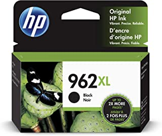 HP 962XL | Ink Cartridge | Black | Works with HP OfficeJet Pro 9000 Series, HP OfficeJet Pro Premier 9012 | 3JA03AN