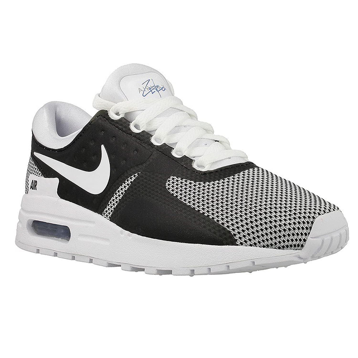 [Nike] Air Max Zero Essential GS Running Trainers 881224 Sneakers Shoes (Uk 5.5 Us 6Y Eu 38.5, white obsidian soar 101)