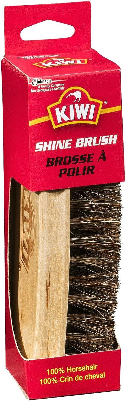 Award-winning store Kiwi Max 41% OFF 70309 Leather Shine Brush