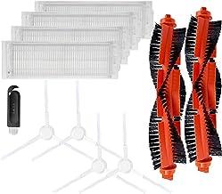 JIAN HEPA Filter Roller Spin Brush Mop Doek Fit voor Xiaomi Mijia LDS / Styj02ym Fit voor Viomi V2 Pro Robot Stofzuiger Ex...