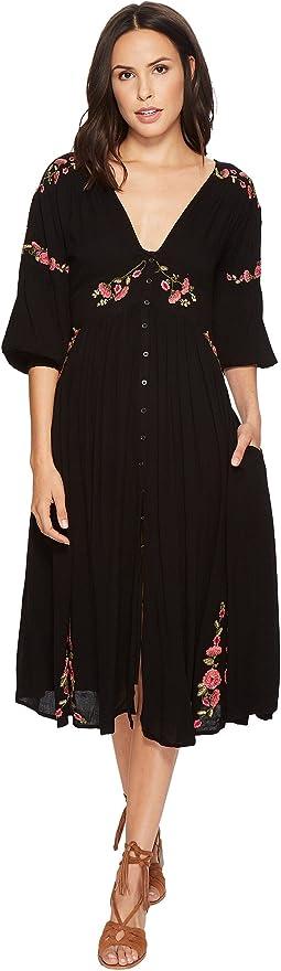 Day Glow Midi Dress