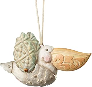 Enesco-Gift 4058862 Pelican Ornament, 2.75