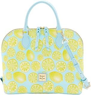 Limone Zip Zip Satchel Sky/Yellow