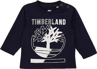 Timberland T-Shirt en Jersey de Coton Bio Layette