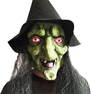 Best cheap witch mask Reviews