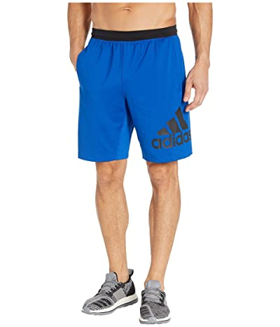 adidas 4KRFT 9 Badge of Sport Shorts (Collegiate Royal) Men