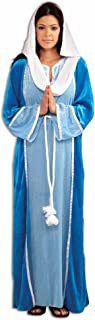 Women's Deluxe Biblical Virgin Mary Costume