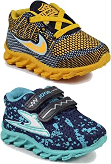 Girls Clubs Combo Sports Shoes Age - Group 1.5 Year to 5 Year for Kids