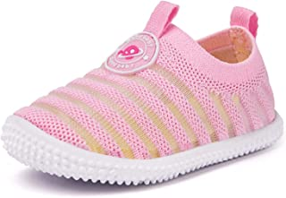 Baby Shoes Boy Girl Infant Sneakers Flyknit Non-Slip First Walkers 6 9 12 18 24 Months Toddler Little Kids