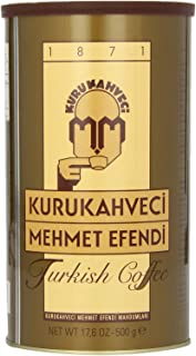 Mehmet Efendi Turkish Coffee, 500-Gram Can