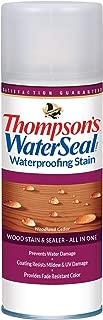 Thompson's Water Seal TH.012551-18 Waterproofing Stain - Aerosol, Woodland Cedar - 11.75 ounce