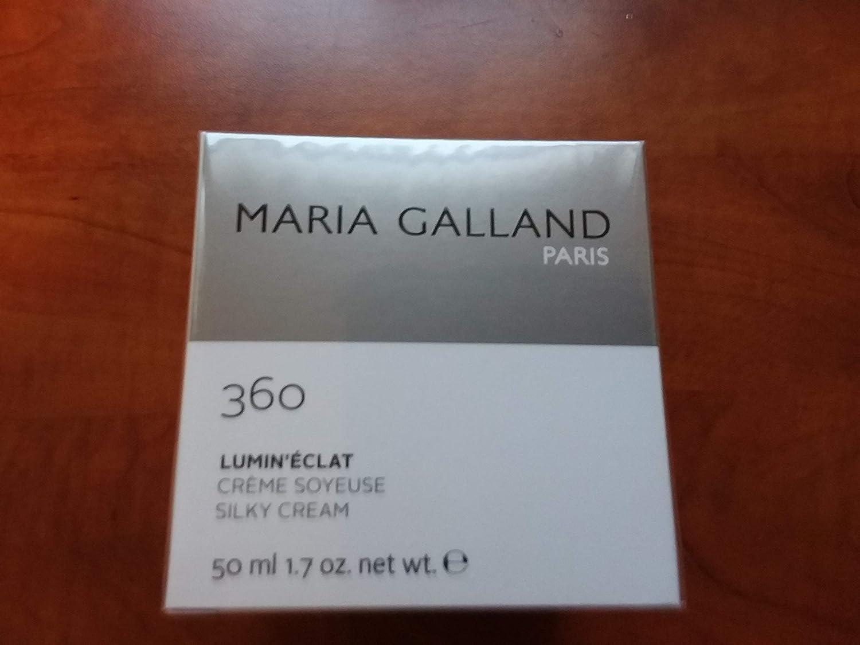Maria Galland 360 Lumin Eclat Cream 1.7oz Award-winning store Popularity Silky 50ml