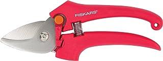 Fiskars 379200-1004 Stainless Steel Bypass Fashion Pruner, Pink