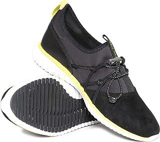 Cole Haan Women's Studiogrand Freedom Sneaker Leather Walking Shoes