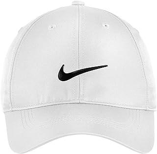 Golf Dri-Fit Swoosh Front Cap White/Black