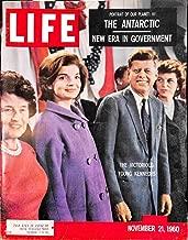 LIFE Magazine - November 21, 1960 - Winner Kennedys