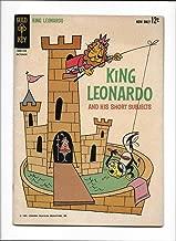 KING LEONARDO HIS SHORT SUBJECTS #1 [1962 FN-] FISHING COVER