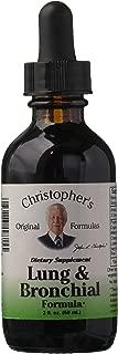 Christopher's Original Formulas Lung Plus Bronchial Supplement, 2 Fluid Ounce