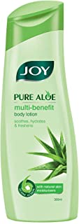 Joy Pure Aloe Multi-Benefit Body Lotion With Natural Skin Moisturisers For All Skin Type 300ml