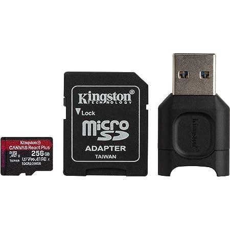 Kingston Mlpmr2 256gb Microsd Karten Elektronik