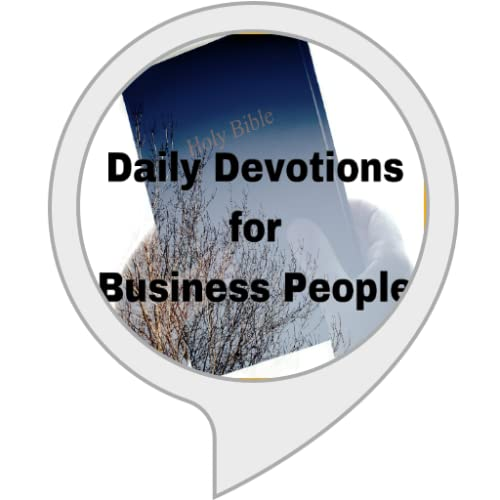 Daily Devotions For Business People