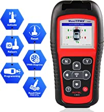 Autel MaxiTPMS TS501 TPMS Relearn Tool Automotive Scan Tool with Activate TPMS Sensors/TPMS Sensor Programming/Program MX-Sensor/Relearn by OBD Diagnostic Scanner, Upgraded Version of TS408