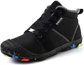 Z-joyee Kids Waterproof Winter Snow Boots