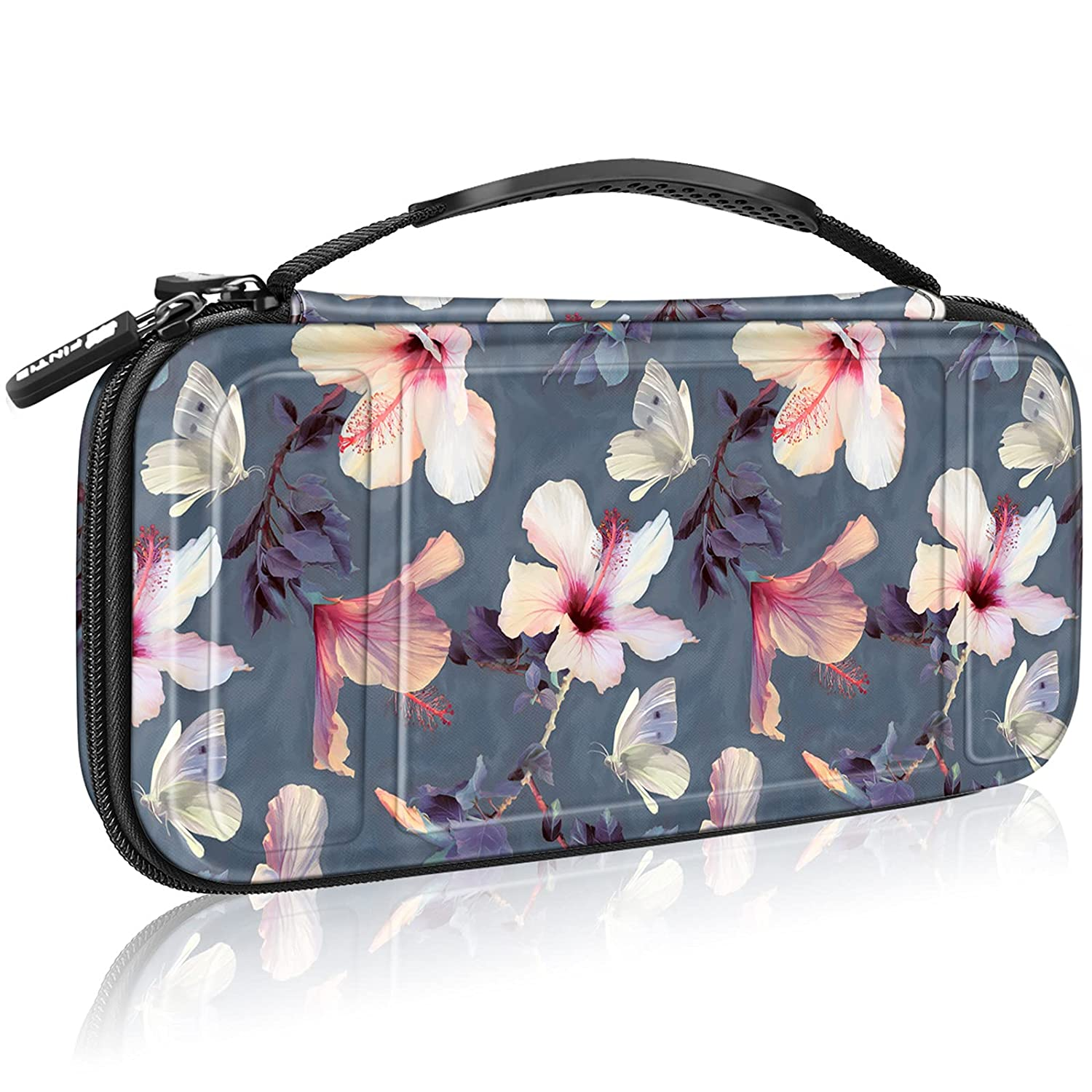 Fintie Carry Case for Nintendo Shell Hard OFFicial Max 51% OFF mail order Switch - Shockproof