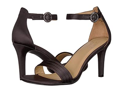 Naturalizer Kinsley (Black Satin) High Heels