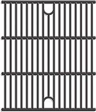 Tepro Universal Guss-Grillrost-Set auch passend für tepro Keansburg 3149, 40.8 x 36 x 0.5 cm, schwarz, 8589