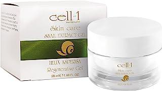 cell-1 Gel Anti Arrugas extracto Caracol I Gel Contra Cicatrices Acné Impurezas y manchas en piel I Crema caracol Regenera...