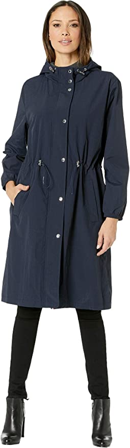 "35.5"" Long Rain Anorak"